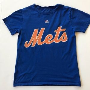 Yoenis Cespedes NY Mets Majestic Youth T-Shirt